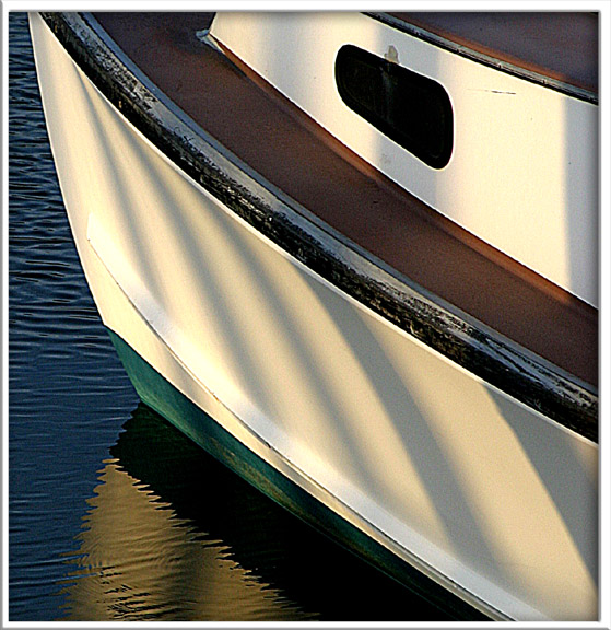 Boat Abstract