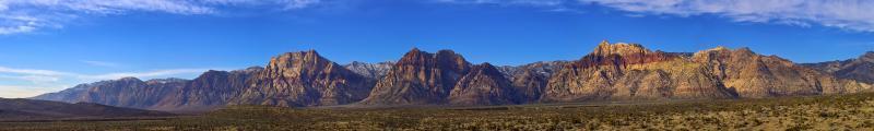 Range Rising: Red Rock  (Laurence Matson)