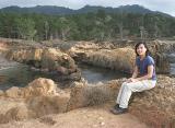 More rocky outcrops