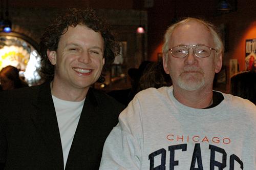 Nigel Mack & Rich Lukasz