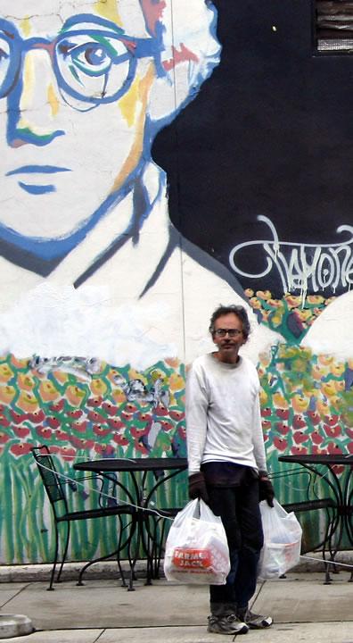 May 27, 2004 - Mural image?