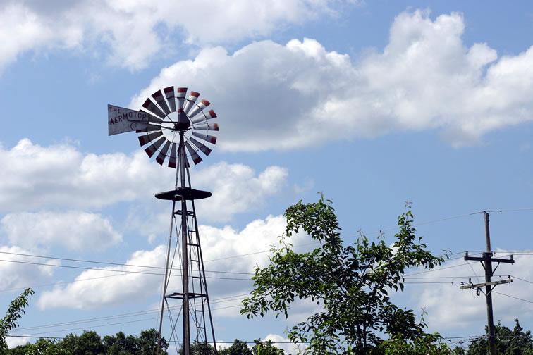 June 3, 2004 - Windmill