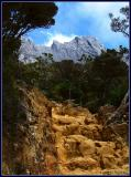 Ascending Mt Kinabalu