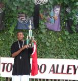 Leander Toney 2004 Slam Dunk Champion