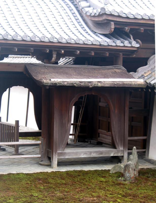 Nara Doorway