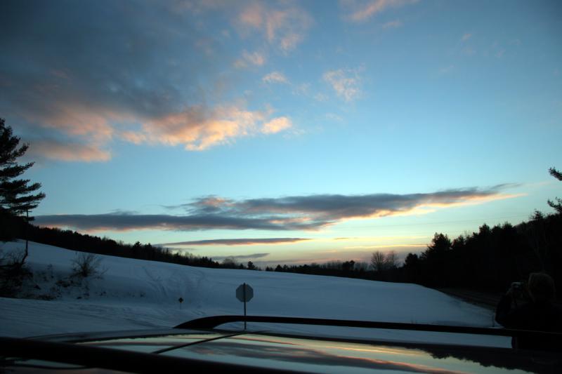 Vermont Sky