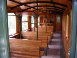Inside The Wagon