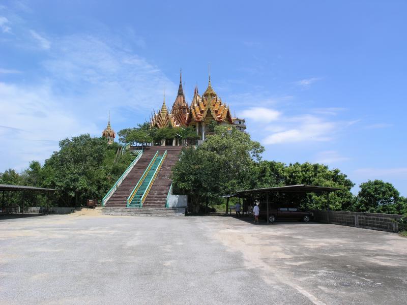 Wat Tum Seu Back Stairs