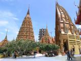Temples and Buddha Images
