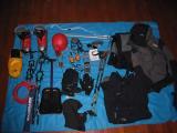 Winter Mountaineering gear