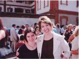 Silvia & Anna 2003