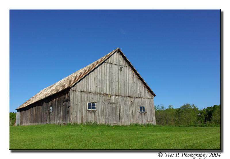 Polarized Barn ...