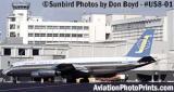 Ports of Call Convair CV990-30A-5 N8357C aviation stock photo #US8-01