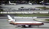1983 - Air Florida DC10-30 N109WA aviation stock photo #US8309