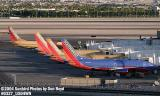 Southwest Airlines B737-7H4 N426WN aviation stock photo #0327