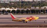 Southwest Airlines B737-7H4 N781WN aviation stock photo #0334