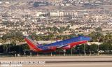 Southwest Airlines B737-7H4 N463WN aviation stock photo #0880