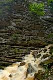 Pequena cascata perto do buracão