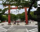 gate to Hachiman