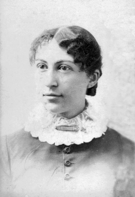 Ella Frances Haigh, 1881