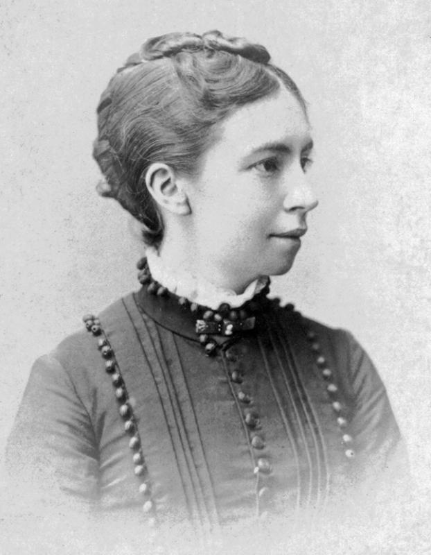 Emma Cornelia (Haigh) Fisher, 1887