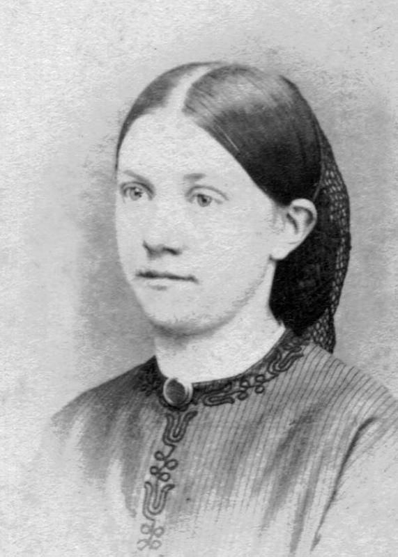 Harriett C. (Browne) Dixon, wife of Zorab Dixon