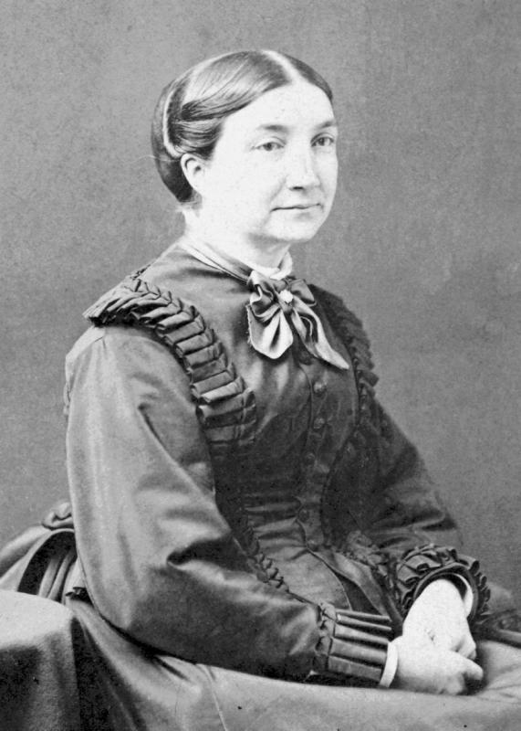 Sarah Desire (Browne) Haigh, 1876