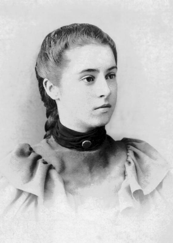 Stella Cornelia Fisher, 1894