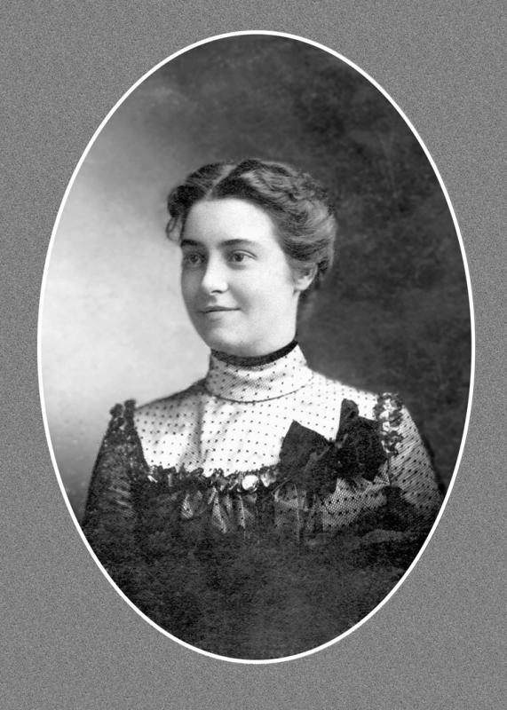 Stella Cornelia Fisher, 1901