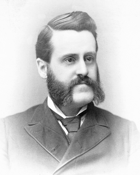 Charles Henry Day Fisher, 1890