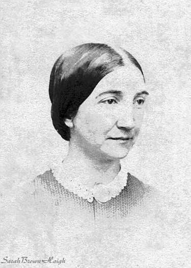 Sarah Desire (Browne) Haigh, younger