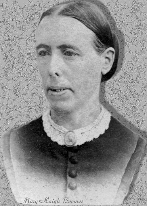 Mary Ann (Haigh) Boomer
