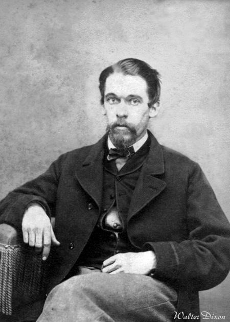 Walter Dixon, brother of Alfred & Zorab Dixon