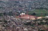 Badshahi Mosque, Lahore (1676) - one of the largest mosques in the world