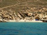 Cove at Elia Beach, Mykonos