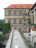 Hrad, where the second Defenestration happened