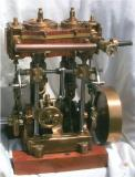 A few pictures of some of my Steam Engine models.