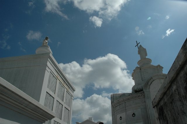 St. Louis Cemetery 3 - New Orleans