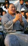 Asashoryu (yokozuna, sumo wrestler)