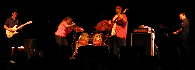 Shemekia Copeland - The Band
