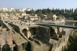 Herculaneum is not fully excavated. There is more to be discovered!