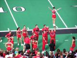 Tech Cheerleaders