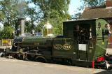 Bluebell Railway & Dutch Visitor Bello
