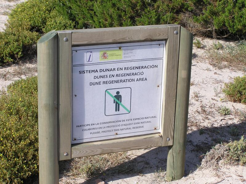 Formentera Conservation