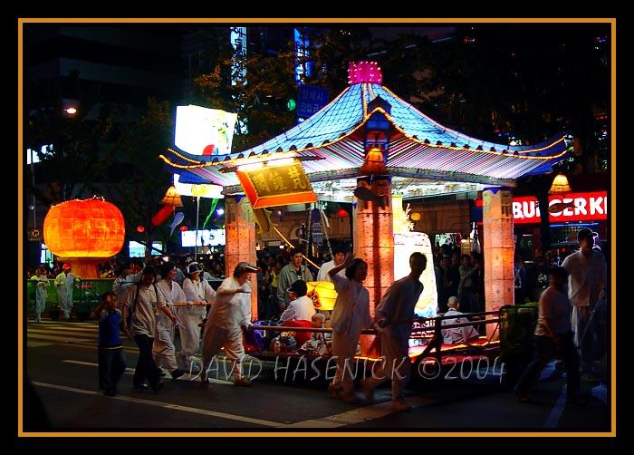 Buddhas Birthday Lantern Parade - 17