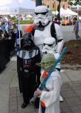 Yoda in the early days