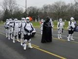 Guarding Vader