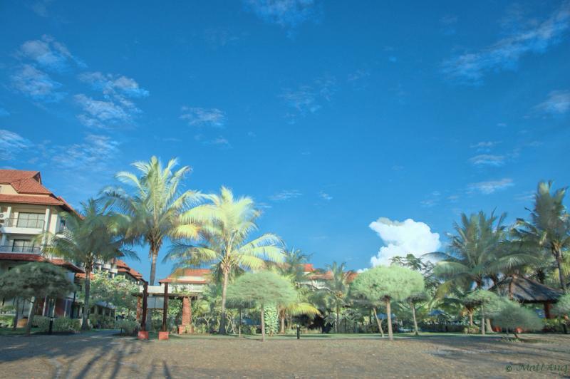 Desaru Perdana Resort (Lobby)