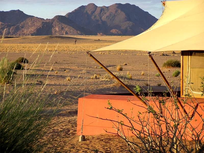 Namibia Sossusvlei Camp