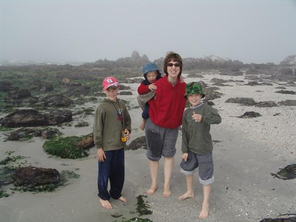 Geocaching at Big Bay.jpg